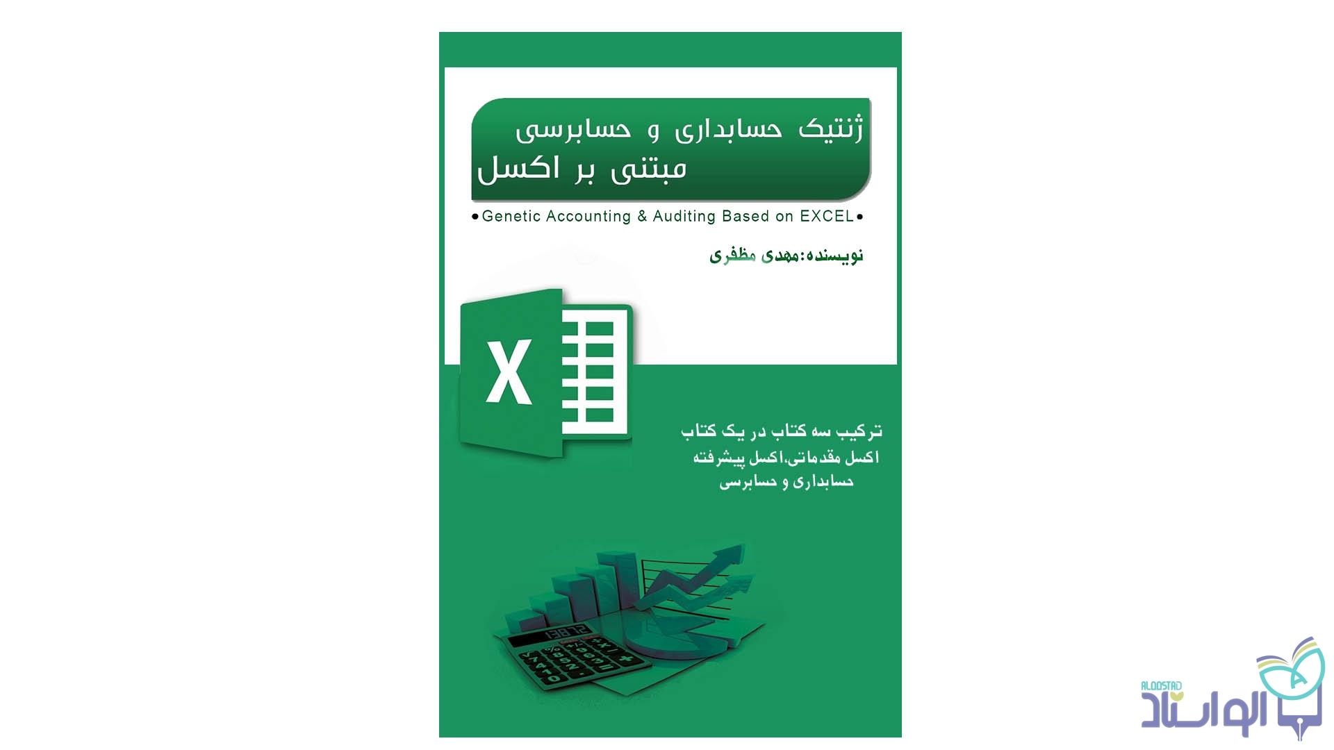 ژنتیک حسابداری و حسابرسی مبتنی بر اکسل