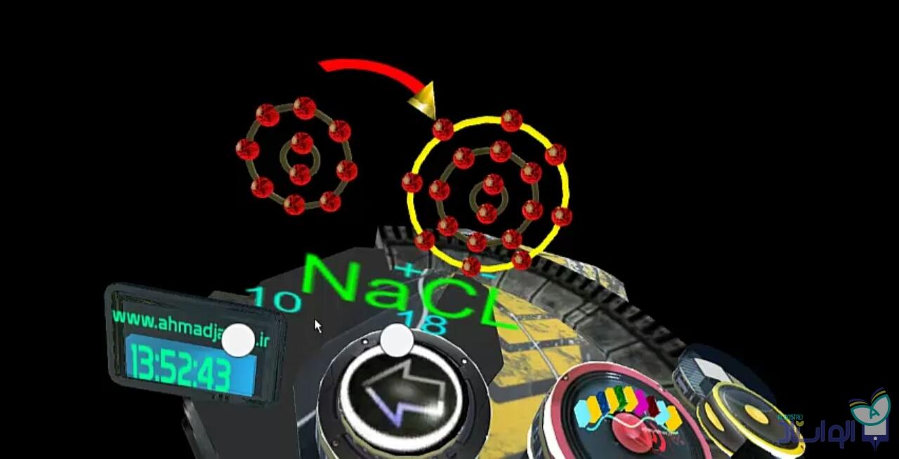 فیلم های آموزشی علوم نهم فصل یک و دو( مواد و نقش آنها در زندگی رفتار اتم ها با یکدیگر)